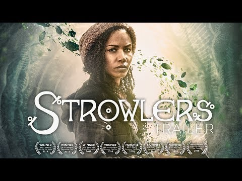 TRAILER | Strowlers Pilot ( Fantasy | Modern | Drama )