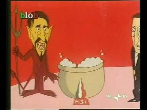 Berluscomic - Cartone Animato su Berlusconi (di Mario Verger)