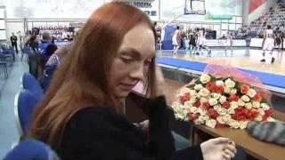 Обзор матча: Спарта&К - Энергия 07.01.2012