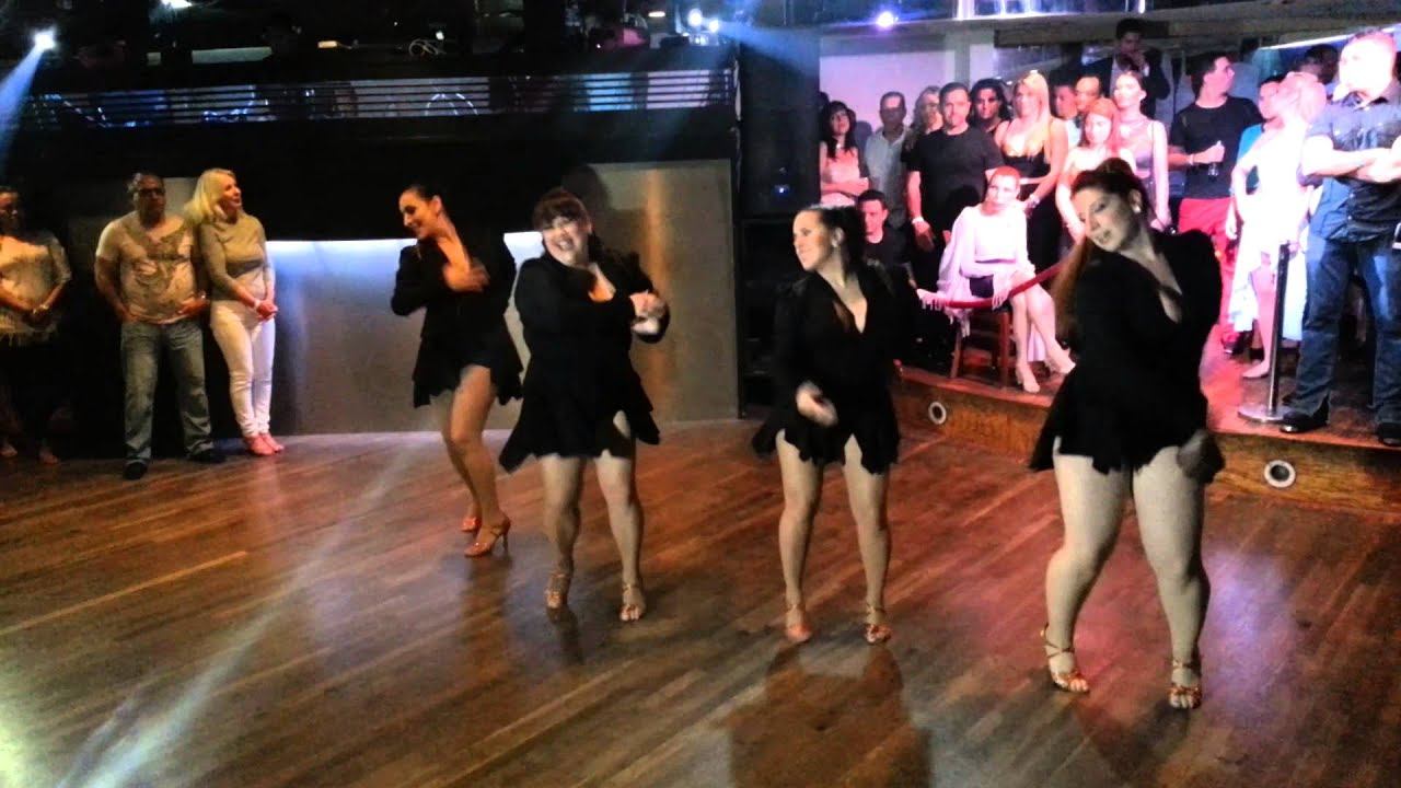 NDS Ladies Mambo Project 2014 - YouTube