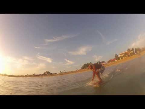 Cape Verde skim video