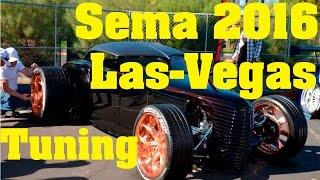 SEMA 2016 Las Vegas Show Best tuning