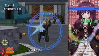 Virtua Cop 2 - normal any% speedrun 23:12