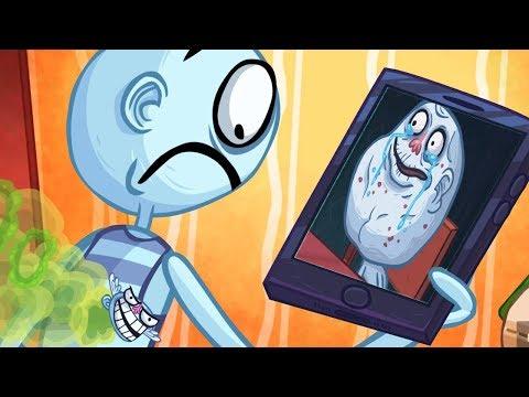 Troll Face Quest Video Games 2 Vs Troll Face Quest Internet Memes All Levels Walkthrough