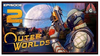 Let's Play The Outer Worlds (Supernova Difficulty) With CohhCarnage - Episode 2