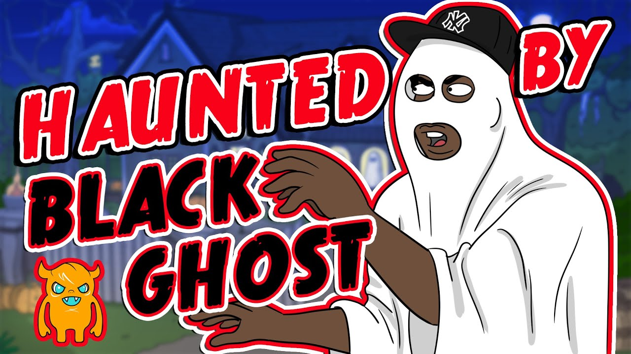 Superstitious Mom Visited by Black Ghost (CRAZY funny prank)
