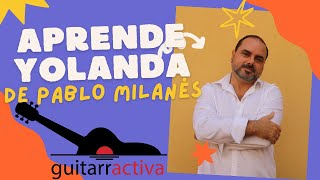 Video Yolanda de Pablo Milanes-Arpegio y acordes guitarra download MP3, 3GP, MP4, WEBM, AVI, FLV September 2018