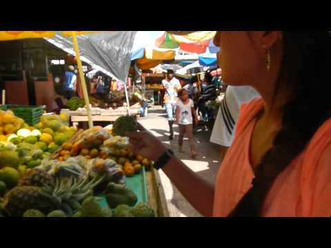 wandering Castries market on Saturday- St Lucia