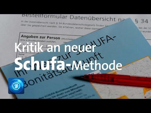 Schufa testet Bonitäts-Bewertung anhand von Kontoauszügen