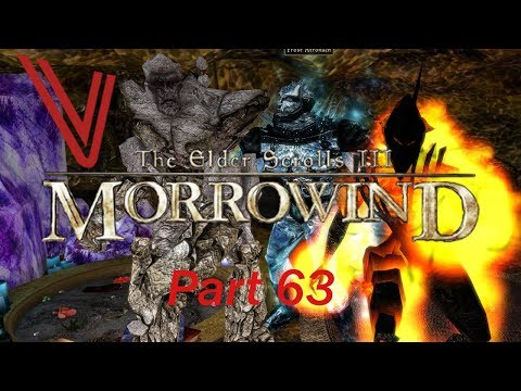 Let's Play Morrowind part 63: Guars and Ghosts