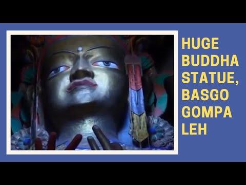 Buddha Monastery at Bazgo