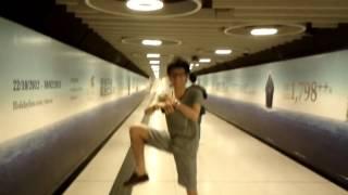 Hong Kong first Gangnam Style