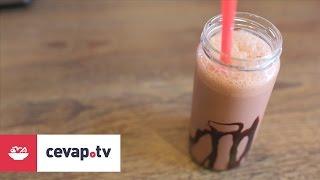 Çikolatalı Milkshake nasıl yapılır?