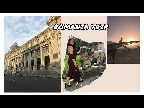 WEEKEND IN ROMANIA I Travel Vlog
