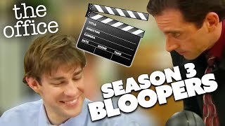 Season 3 BLOOPERS | The Office US | Comedy Bites