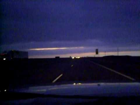 Day 10 Oklahoma City Oklahoma to Amarillo Texas to Tucumcari New Mexico Think Those Are Mountain The Rockies 049 Produce