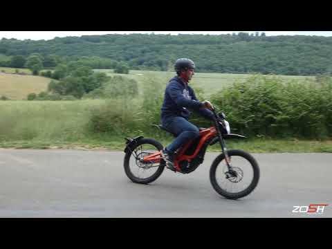 Moto électrique Surpuissante COCHET