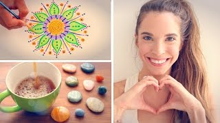 HOW I REDUCE ANXIETY & RELAX NATURALLY! Thumbnail