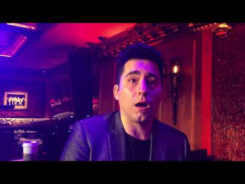 Jersey Boys John Lloyd Young Gets Up Close And Personal