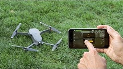 DJI Tutorials - Mavic Pro - Smartphone Piloting