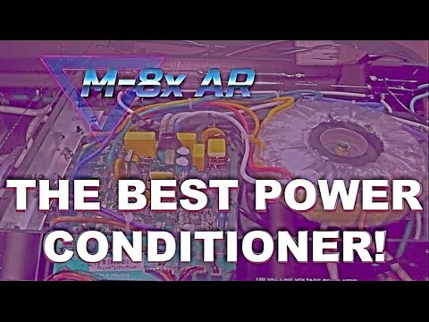 Furman M-8x AR Install (LiveWire Power Conditioner Hate) - YouTube
