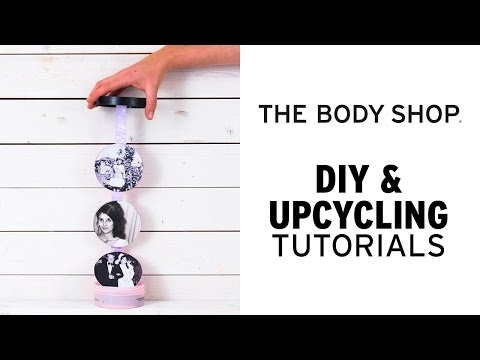 How To: DIY Mother's Day Photo Album – The Body Shop