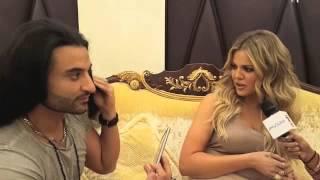 Khloe Kardashian admits to using Horse Shampoo!