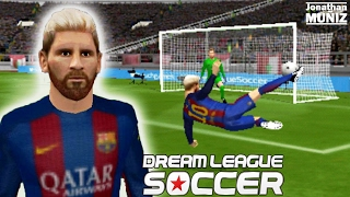 Lionel Messi Skills Goals Dream League Soccer