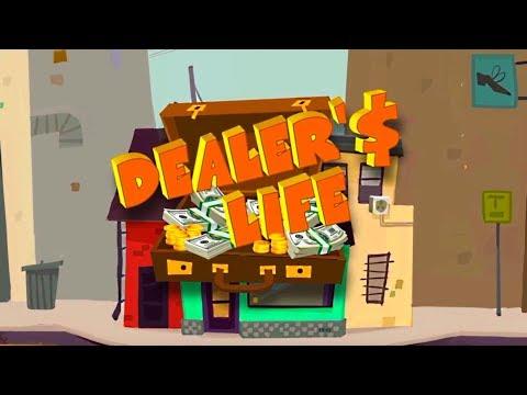 Dealer's Life - Pawn Shop Tycoon Management Sim