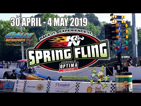K&N Spring Fling Galot - Wednesday
