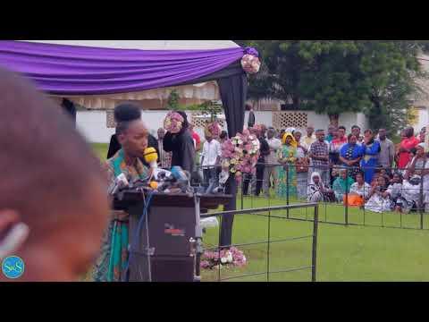 Zamaradi: Mtoto wa Agnes Masogange tumemfungulia fixed account