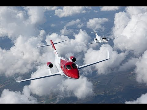 Honda's new private jet is a sports car in the sky | CNBC International