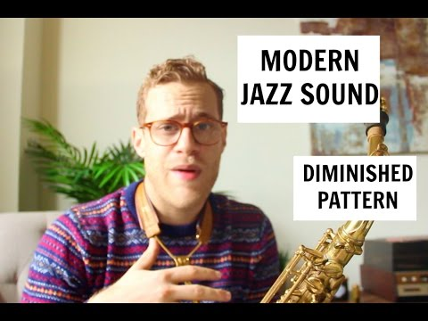 🎷👍  Modern Jazz Line | How To Solo Like A Pro | Todd Schefflin