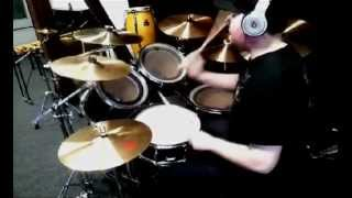 Bullet For My Valentine - Pretty On The Outside (Drum Cover)