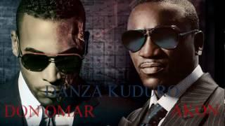 Don Omar FT Akon - Danza Kuduro (REMIX)