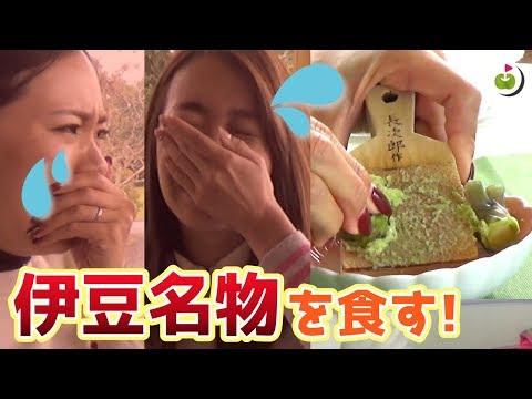 ランチは伊豆名物の生わさび♡を食す。【中伊豆グリーンクラブ③】