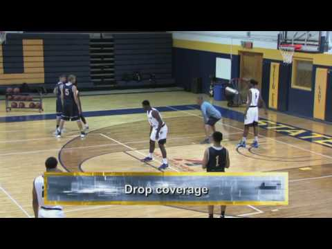 Learn to Ice Ball Screens! - Basketball 2016 #99