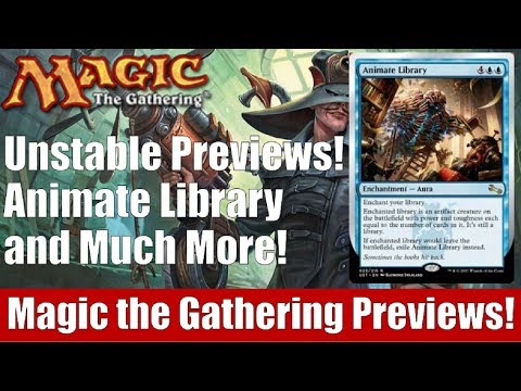Unstable Previews! Animate Library and Much More!