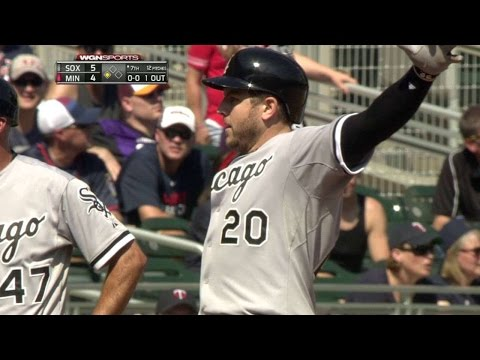 CWS@MIN: Shuck plates two for lead with triple