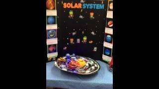 Solar System Project 3rd. Grade