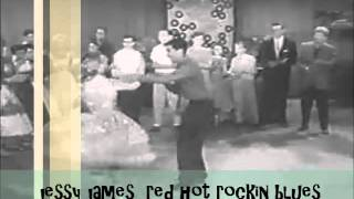 jesse james red hot rockin blues