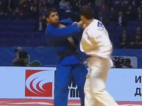 Дзюдоист Халмурзаев – олимпийский чемпион Рио. ОЛИМПИАДА