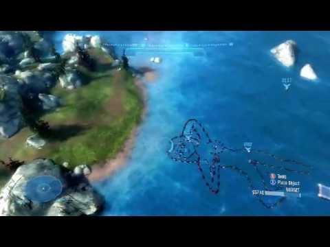 Nude Girl (edited) [Halo: Reach] [SD] [3D] - YouTube