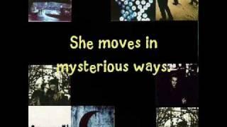 U2//Mysterious Ways- With Lyrics