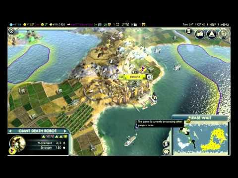 Sid Meier's Civilization V - Обзор на русском