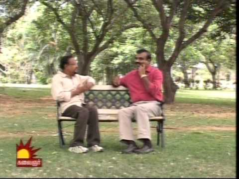 VTS 01 1 chola nagarajan's interview in kalaignar TV