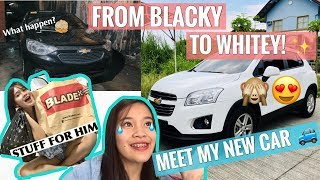 MY PARENTS GAVE ME A NEW CAR!!  (OMG! SHOOKT)   Philippines