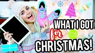 WHAT I GOT FOR CHRISTMAS 2016! | Aspyn Ovard