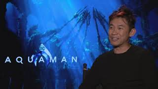 James Wan For Aquaman: My Fave Thing Is Directing