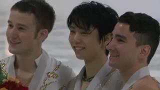 2016 Autumn Classic International Men Victory Ceremony